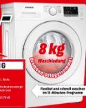 Waschmaschine WW80J34D0KW/EG von Samsung