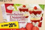 Sahne Dessert von Coppenrath & Wiese