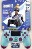 PS4 Wireless Dualshock Controller Berry Blue von Sony