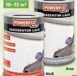 Garagentorlack von Powerfix
