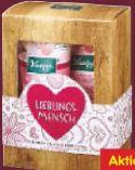 Geschenkset Mandelblüten Hautzart von Kneipp