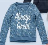 Kinder Sweatshirt von Alive