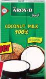 Kokosnussmilch von Aroy-D