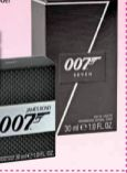 007 for Men EdT von James Bond