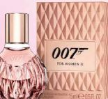 007 For Women EdT von James Bond
