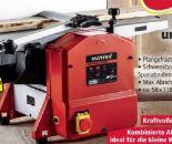 Abricht- und Dickenhobel EP 1250 von Matrix