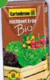 Hochbeet Erde Bio von Gartenkrone