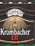 Elf Pils von Krombacher