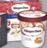 Salted Caramel Eiscreme von Häagen Dazs