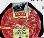 Serrano-Schinken von Argal