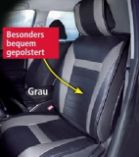 Premium-Sitzauflage von Diamond Car