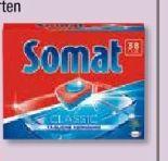 Spülmaschinen-Tabs von Somat