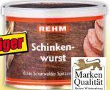 Echte Schurwalder Wurst von Rehm