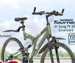 Mountainbike Fully Blue 1.0 von Zündapp