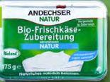 Bio-Frischkäse von Andechser Natur