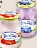 Fruchtjoghurt von Landliebe