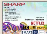 Ultra-HD-LED-TV 50BJ3E von Sharp