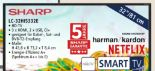 LED-HD-TV LC-32HI5332E von Sharp