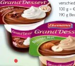 Grand Dessert von Ehrmann