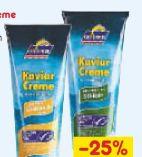 Kaviarcreme von Ostsee Fisch