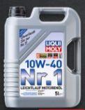 Motorenöl Leichtlauf 10W-40 von Liqui Moly
