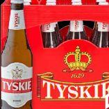 Premium Pils von Tyskie