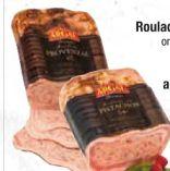 Roulada Pistachos von Argal