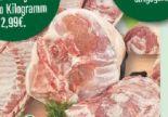 Schweinehälften von Bauern Gut