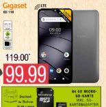 Smartphone GS110 von Gigaset
