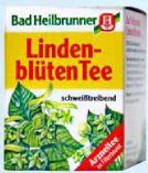 Gesundheitstee von Bad Heilbrunner