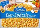Eier-Spätzle Knöpfle von Settele