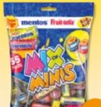 Mix of Minis von Mentos