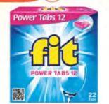 Power Tabs 12 von Fit