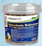 Getrocknete Mehlwürmer von Erdtmanns