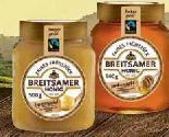 Fairtrade Blütenhonig von Breitsamer Honig