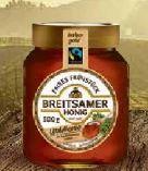 Fairtrade Waldhonig von Breitsamer Honig