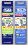 Oral-B Aufsteckbürsten 8+2 Extra von Braun