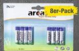 Microbatterien AAA ZC von Arcas