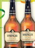 Weinbrand von Springer Urvater