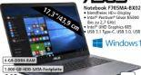Notebook F705MA-BX028T von Asus