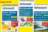 Erkältungsprodukte von Tetesept