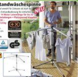 Standwäschespinne LinoPop-Up 140 von Leifheit