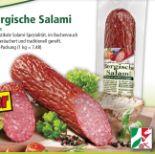 Bergische Salami von Steinhaus