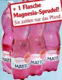 Mineralwasser von Mattoni