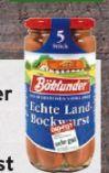 Echte Landbockwurst von Böklunder
