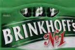 Premium Pilsener von Brinkhoff's No. 1