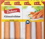 Käsewürstchen von Dulano