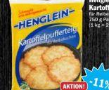 Kartoffelpufferteig von Henglein