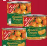 Mandarin-Orangen von Gut & Günstig