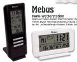 Funkwetterstationen von Mebus